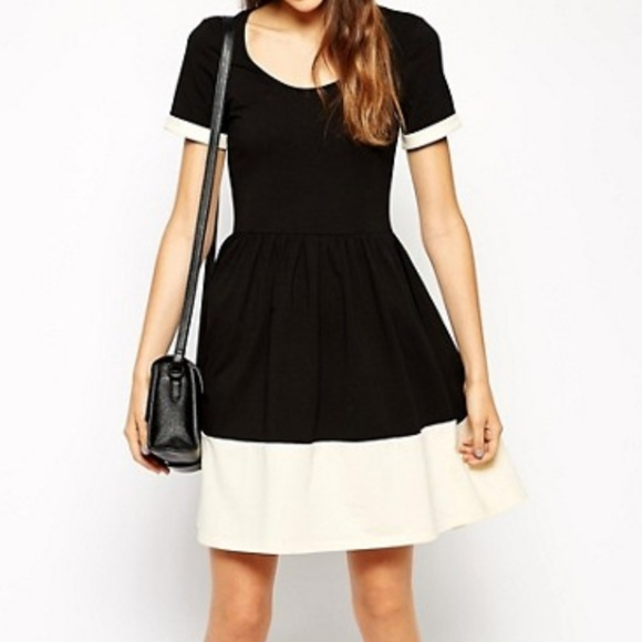 ASOS Dresses & Skirts - ASOS Black Skater Dress